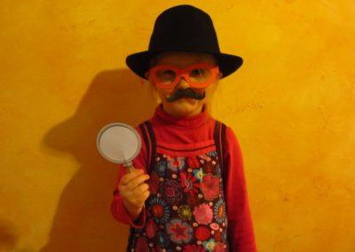 Une Chasse au Trésor - enquête détective - déguisement costume