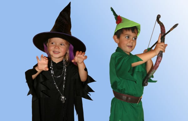 Treasure hunts for children between 4 and 5 years old.