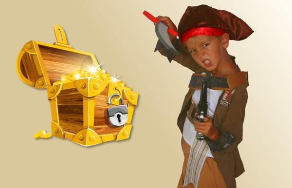 chasses aux trésors pour enfants de 4 ans à 10 ans - Une Chasse au Trésor