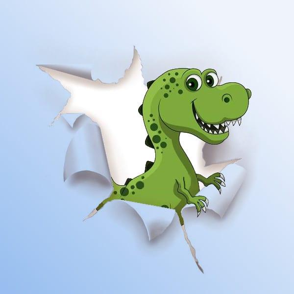 chasse au trésor maternelle dinosaures - Une Chasse au Trésor