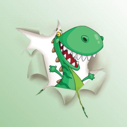 Une Chasse au Trésor - chasse au trésor dinosaure 6 ans 7 ans