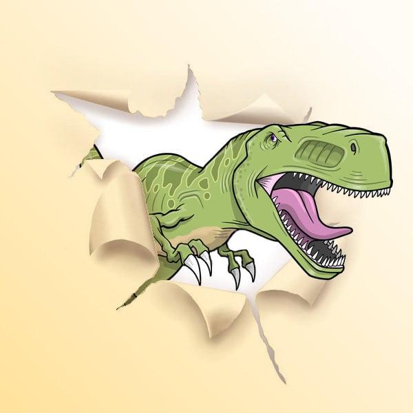 chasse au trésor 9 ans dinosaures - Une Chasse au Trésor