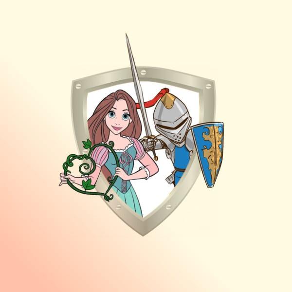chasse au trésor 9 ans princesses et chevaliers - Une Chasse au Trésor